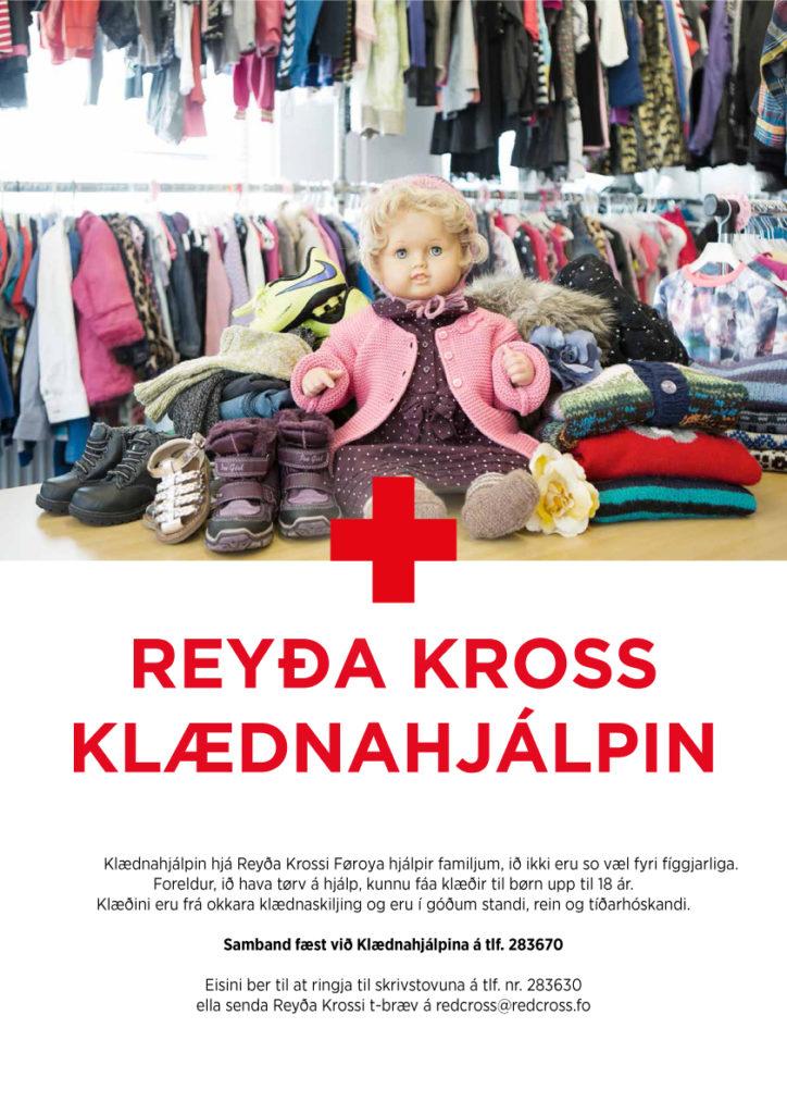 Reyði Krossur Klædnahjálpin